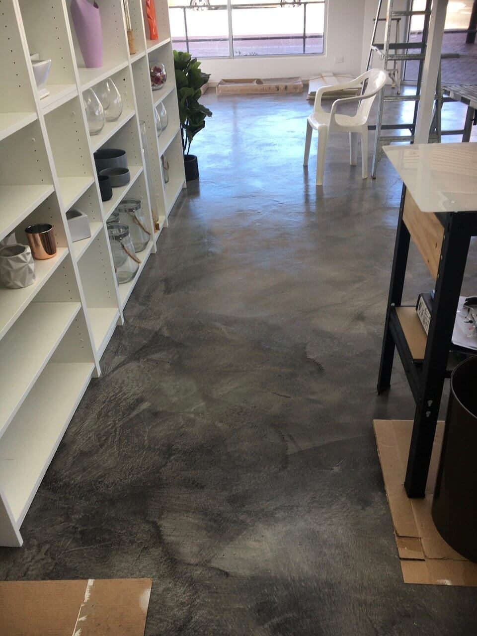 Polished Concrete Overlay Floors: Pros & Cons