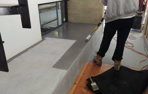 What is Concrete Grinding and Sealing