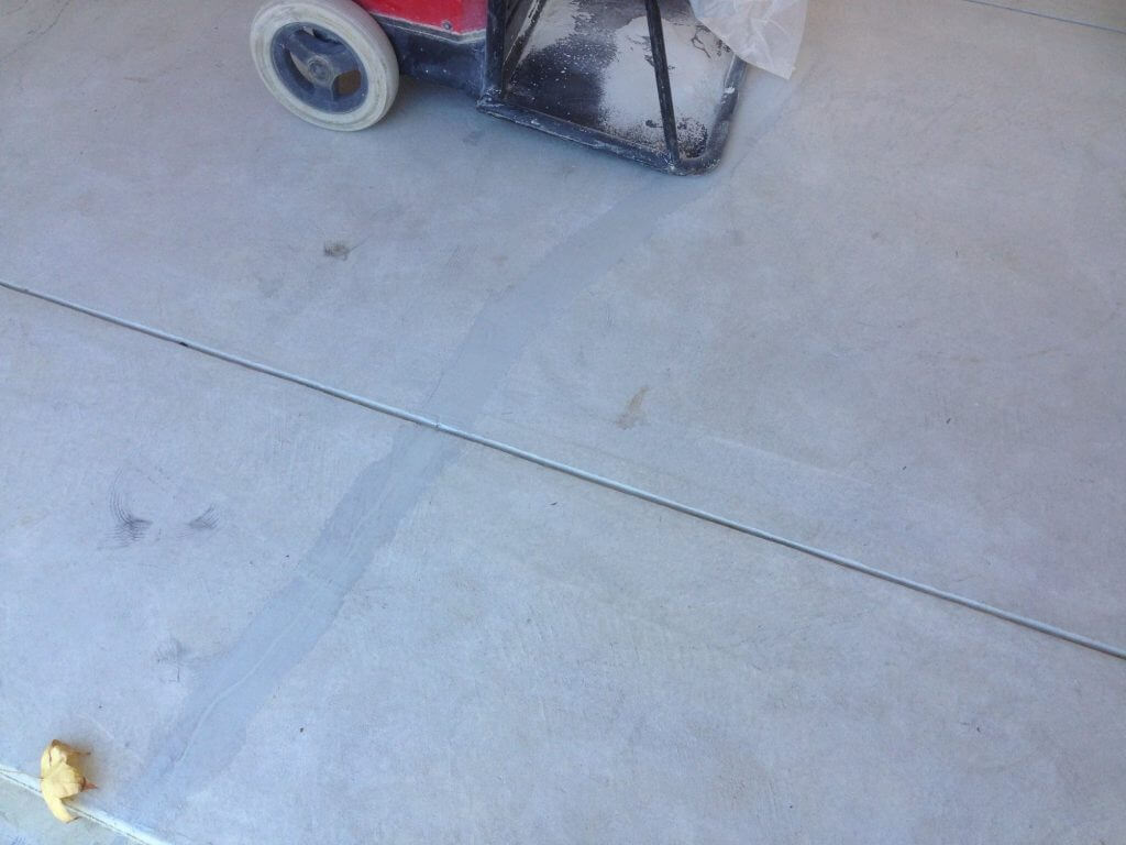 concrete grinding and sealing