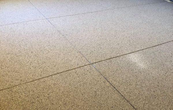 Flake Epoxy Garage Flooring